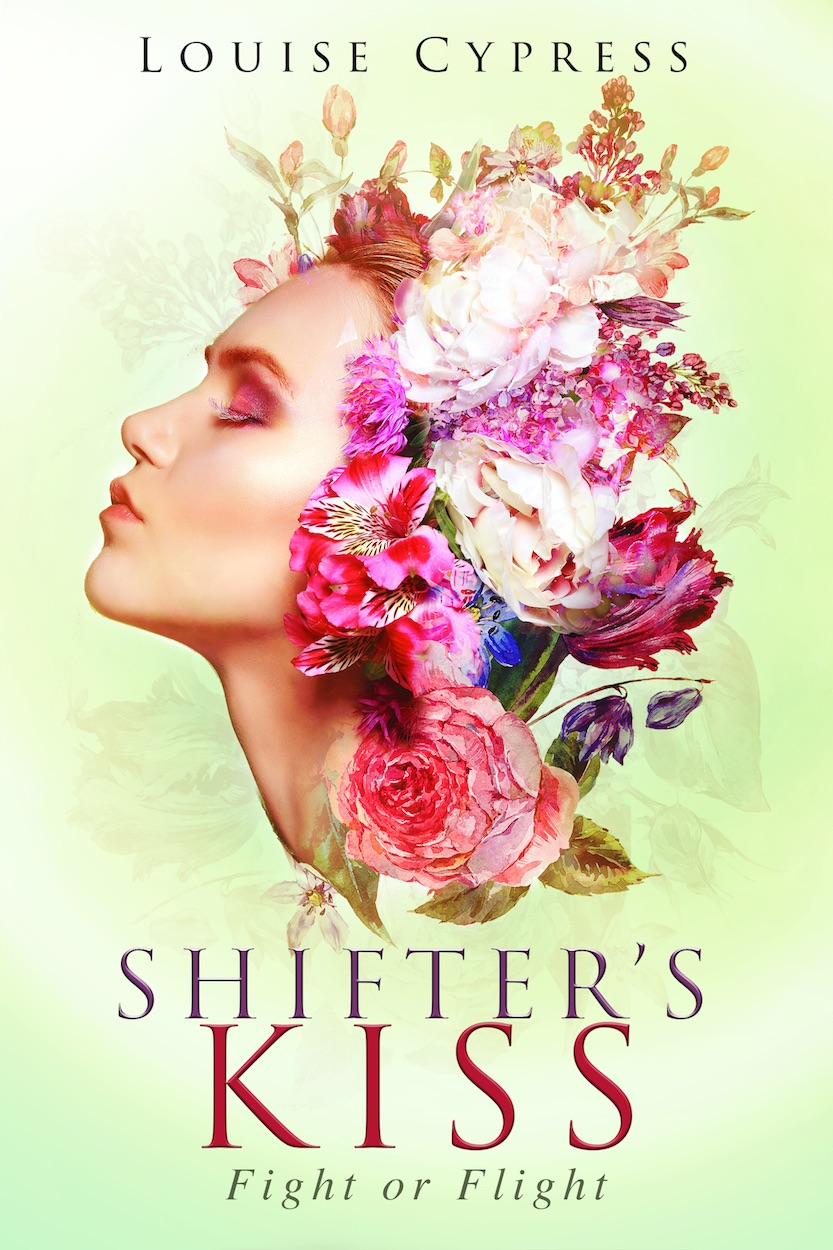 Shifter's Kiss (ebook) Smaller